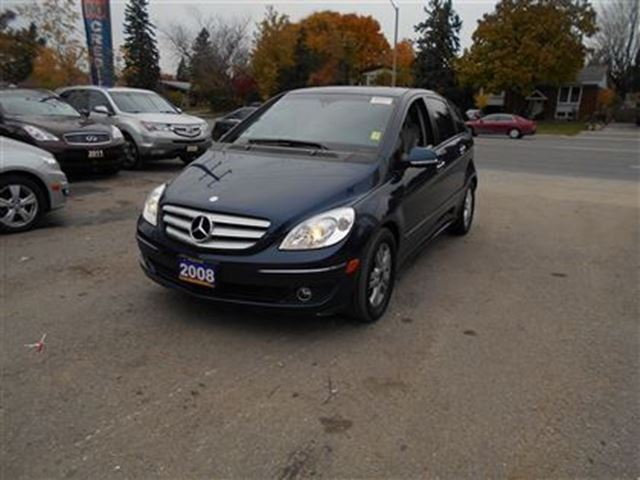 2008 mercedes benz b class turbo scarborough ontario for Mercedes benz scarborough