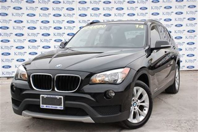 2014 bmw x1 xdrive awd leather welland ontario used car for sale 2635348. Black Bedroom Furniture Sets. Home Design Ideas