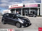 2013 Honda Fit Sport 5AT LOW Ks, Loaded, ACC. Free, ONE Owner in Bolton, Ontario