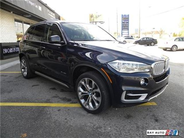 2014 bmw x5 xdrive35i technology executive pkg navigation toronto ontario used car for sale. Black Bedroom Furniture Sets. Home Design Ideas