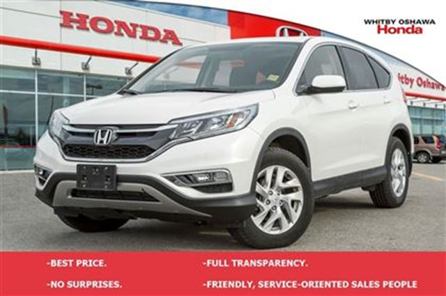 2015 honda cr v ex white whitby oshawa honda. Black Bedroom Furniture Sets. Home Design Ideas