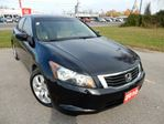 2010 Honda Accord EX-L 4dr Sedan - LEATHER,CLEAN CARPROOF,HONDA SERVICED! in Belleville, Ontario