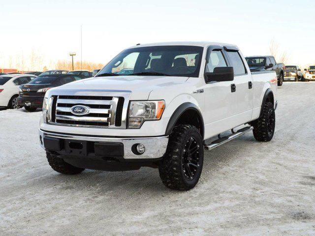 2011 ford f 150 xlt 4x4 supercrew cab 6 5 ft box 157 in wb edmonton alberta used car for. Black Bedroom Furniture Sets. Home Design Ideas