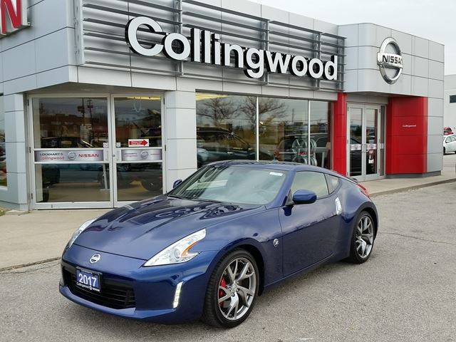2017 nissan 370z touring sport executive demo collingwood ontario used car for sale 2635279. Black Bedroom Furniture Sets. Home Design Ideas