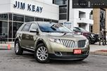 2013 Lincoln MKX AWD W/HEATED & COOLED LEATHER SEATS, FACTORY TO in Ottawa, Ontario