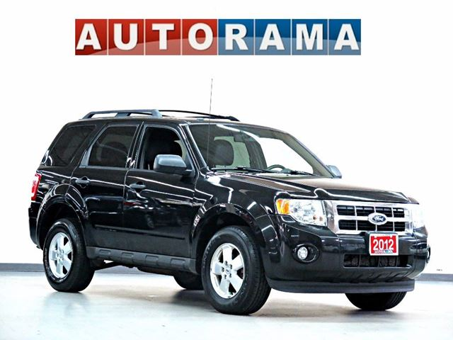 2012 ford escape xlt leather sunroof 4x4 black autorama. Black Bedroom Furniture Sets. Home Design Ideas