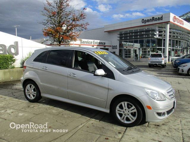 2008 mercedes benz b class b200 turbo heated front seats automatic head silver openroad. Black Bedroom Furniture Sets. Home Design Ideas