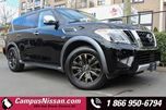 2017 Nissan Armada Platinum in Victoria, British Columbia