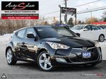 2013 Hyundai Veloster ONLY 49K! **BACK-UP CAM** CLEAN CARPROOF in Scarborough, Ontario