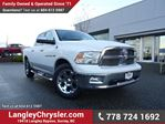 2012 Dodge RAM 1500 Laramie LOCALLY DRIVEN, ONE OWNER & ACCIDENT FREE in Surrey, British Columbia