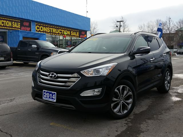 2014 hyundai santa fe sport se awd all in pricing 152 b w hst newmarket ontario used car. Black Bedroom Furniture Sets. Home Design Ideas