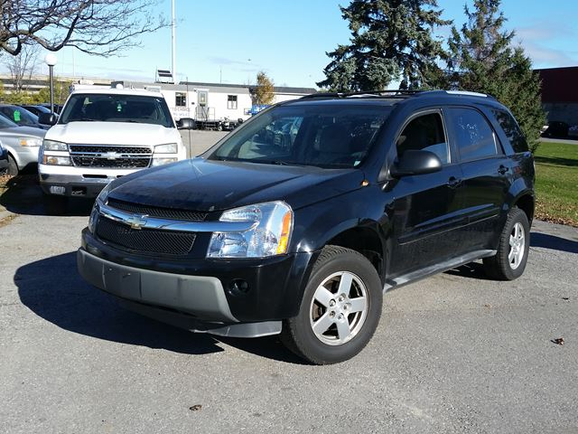 2005 chevrolet equinox lt ottawa ontario used car for sale 2634665. Black Bedroom Furniture Sets. Home Design Ideas