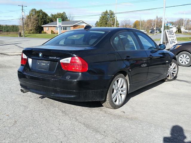 2007 bmw 3 series 328xi ottawa ontario used car for. Black Bedroom Furniture Sets. Home Design Ideas