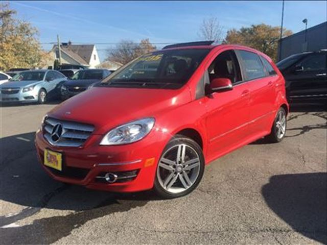 2011 mercedes benz b class b200 turbo panoramic roof nice for Mercedes benz st catharines