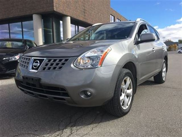 2009 nissan rogue sl awd with moonroof grey gorruds auto. Black Bedroom Furniture Sets. Home Design Ideas