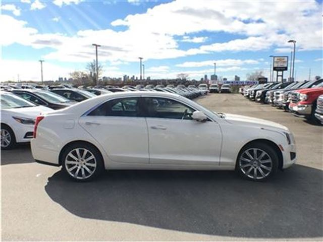 2014 cadillac ats awd performance edition mississauga ontario used car for sale 2635554. Black Bedroom Furniture Sets. Home Design Ideas