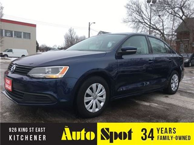 2014 Volkswagen Jetta Trendline+/MASSIVE CLEAROUT EVENT!/PRICED FOR A Q in Kitchener, Ontario