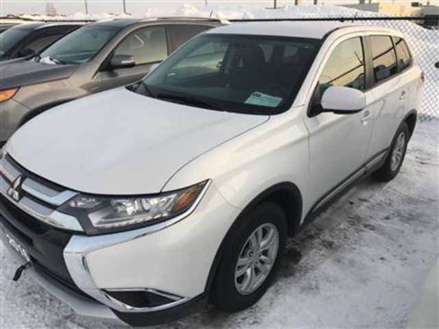 2016 mitsubishi outlander es 4x4 balance of 10 year warranty thunder bay ontario used car. Black Bedroom Furniture Sets. Home Design Ideas