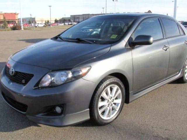 2010 toyota corolla s a c edmonton grey sherwood kia. Black Bedroom Furniture Sets. Home Design Ideas