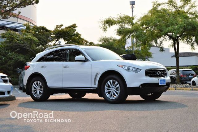 2010 INFINITI FX35           in Richmond, British Columbia
