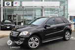 2011 Mercedes-Benz M-Class ML350 With Heated Front Seats!! in Langley, British Columbia