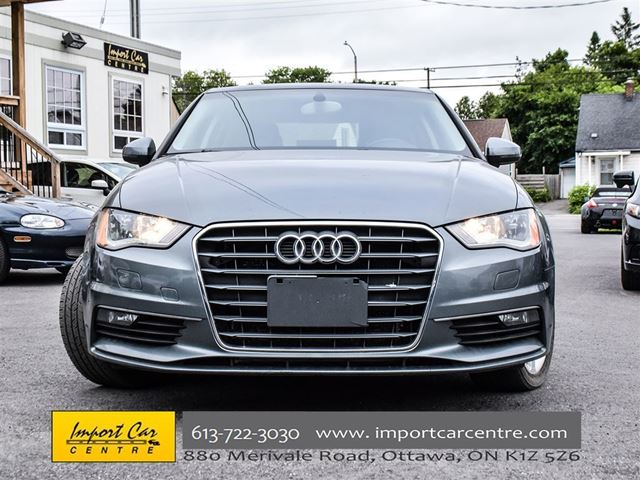 2015 audi a3 1 8t komfort ottawa ontario car for sale 2636274. Black Bedroom Furniture Sets. Home Design Ideas