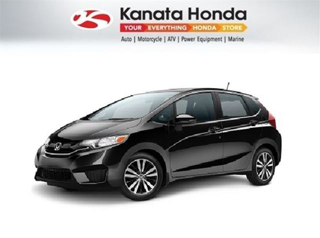 2017 Honda Fit SE MT in Kanata, Ontario