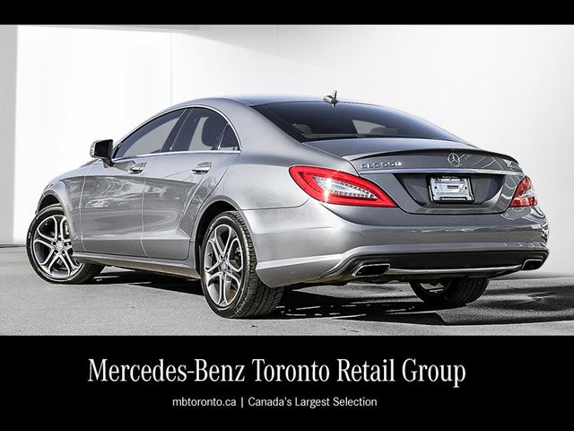 2014 mercedes benz cls550 4matic coupe toronto ontario
