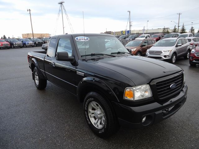 2008 ford ranger sport rimouski quebec used car for. Black Bedroom Furniture Sets. Home Design Ideas
