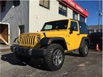 2015 Jeep Wrangler Sport in Brockville, Ontario