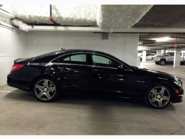 2013 mercedes benz cls class cls 63 amg mississauga for 2013 mercedes benz cls class