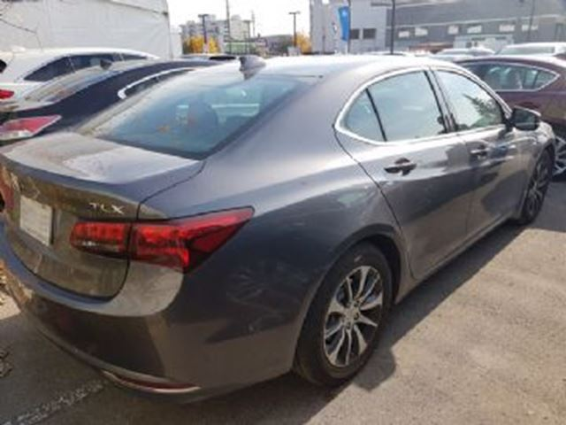 2017 acura tlx 2 4l p aws w tech pkg mississauga ontario used car for sale 2636494. Black Bedroom Furniture Sets. Home Design Ideas