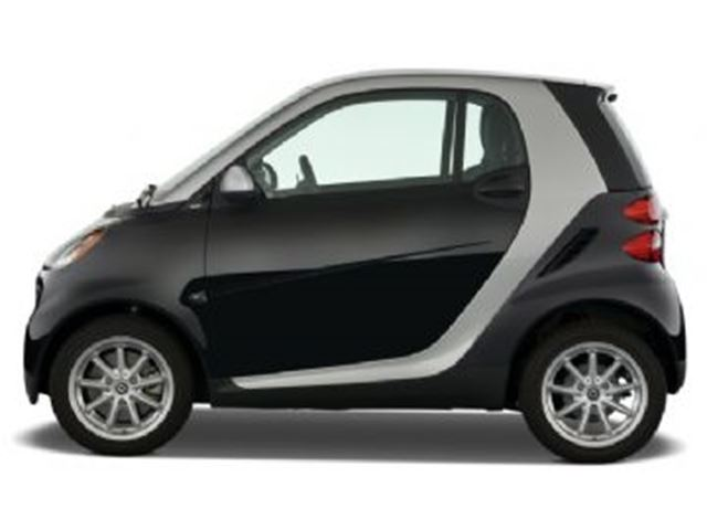 2016 SMART FORTWO Passion coupe in Mississauga, Ontario