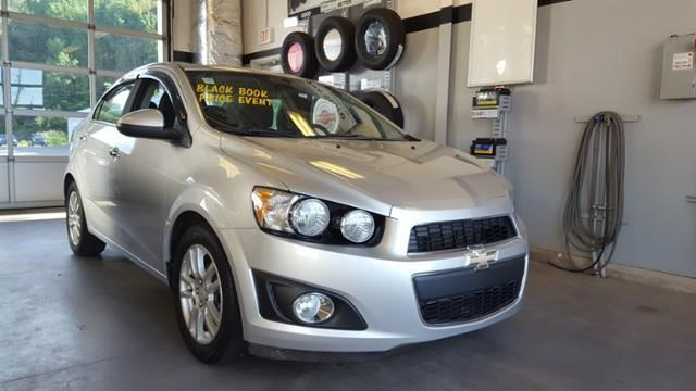 2012 CHEVROLET SONIC LT in New Minas, Nova Scotia