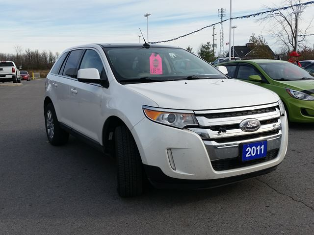 2011 ford edge limited carleton place ontario used car for sale 2636041. Black Bedroom Furniture Sets. Home Design Ideas