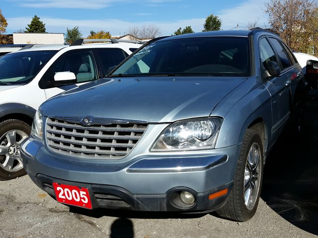 2005 chrysler pacifica touring scarborough ontario used. Black Bedroom Furniture Sets. Home Design Ideas