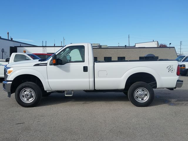 2015 ford super duty f 250 xl upgrade reg cab longbox 4x4 white bennett auto sales. Black Bedroom Furniture Sets. Home Design Ideas