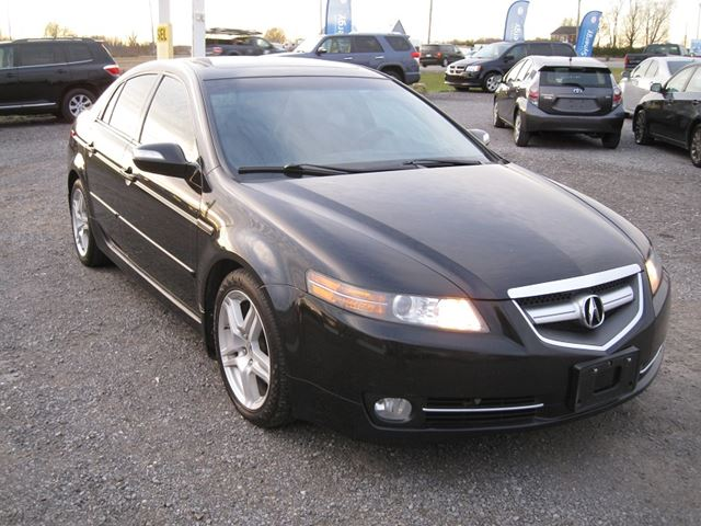 2007 acura tl certified e tested vars ontario used car for sale 2636892. Black Bedroom Furniture Sets. Home Design Ideas