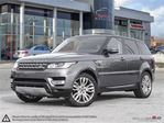 2014 Land Rover Range Rover Sport V6 HSE (With Factory CPO Warranty) in Mississauga, Ontario