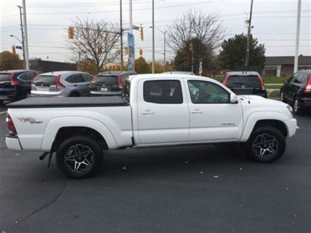 2011 Toyota Tacoma V6 Burlington Ontario Used Car For