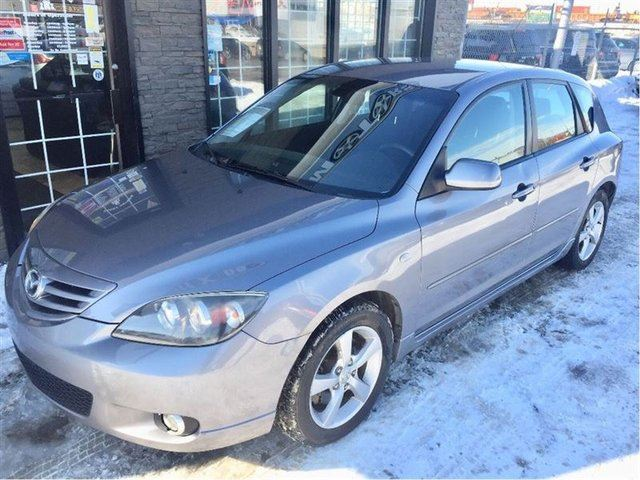 2004 Mazda Mazda3 Automatic 125k Grey Family Motors
