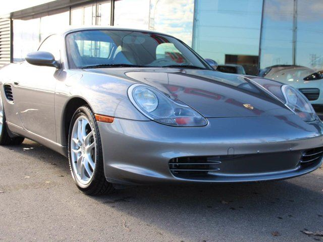 2003 porsche boxster local edmonton car manual one. Black Bedroom Furniture Sets. Home Design Ideas