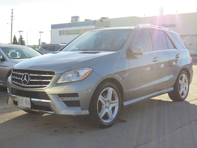 2012 mercedes benz ml350 diesel gray pine view hyundai for 2012 mercedes benz ml350