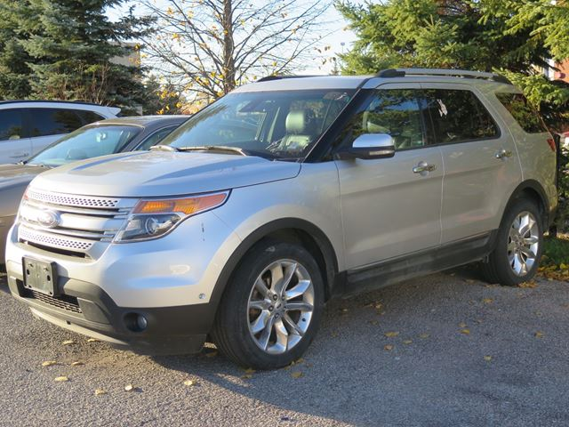 2013 ford explorer limited navigation woodbridge. Cars Review. Best American Auto & Cars Review