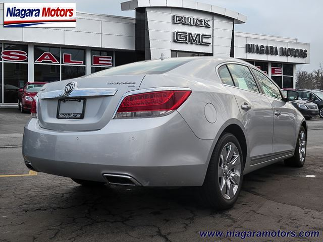 2010 buick lacrosse cxs loaded 2010 iihs top safety pick virgil ontario car for sale. Black Bedroom Furniture Sets. Home Design Ideas