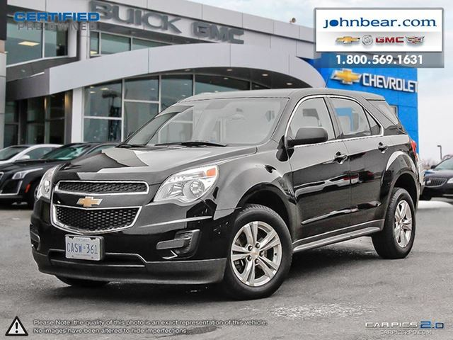 2015 chevrolet equinox ls black john bear chevrolet. Black Bedroom Furniture Sets. Home Design Ideas