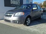 2008 Chevrolet Aveo SEDAN LT 1.6 L in Halifax, Nova Scotia
