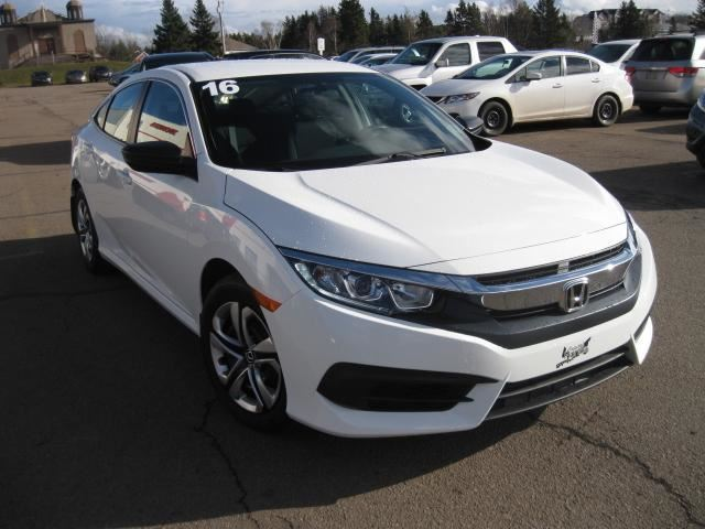 2016 honda civic dx charlottetown prince edward island used car for sale 2636984. Black Bedroom Furniture Sets. Home Design Ideas