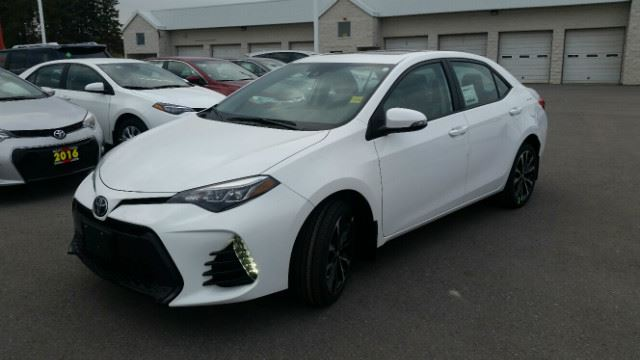 2017 Toyota Corolla SPORT+TOYOTA SAFETY+UPGRADE! - Cobourg ...