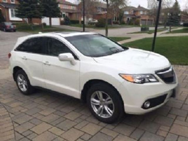 2015 Acura RDX Premium AWD White | LEASE BUSTERS | Wheels.ca